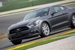 Ford Mustang 2015 Royalty Free Stock Images