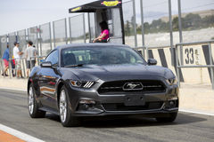 Ford Mustang 2015 Royalty Free Stock Image