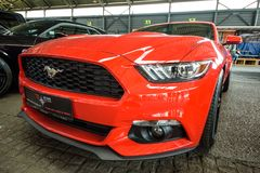 Ford Mustang GT Fotografia Royalty Free