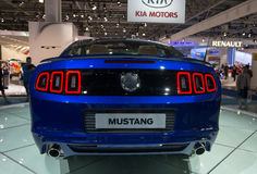 Ford Mustang GT Stock Photos