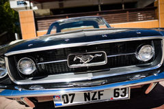 Ford Mustang 1967 GT Images stock