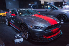 Ford Mustang GT 5 Royalty-vrije Stock Afbeelding
