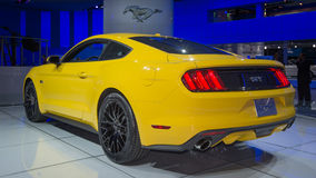 2014 Ford Mustang GT Royalty-vrije Stock Foto