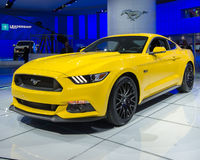 2014 Ford mustang GT obraz stock