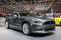 2016 Ford Mustang GT Stock Foto