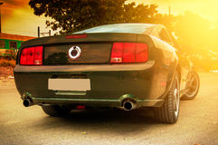 Ford Mustang GT Bullit Royalty Free Stock Photo