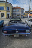 1966 Ford Mustang GT Convertible Royalty Free Stock Photos