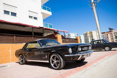 1967 Ford Mustang GT Stock Photos