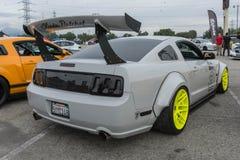 Ford Mustang GT modificado Imagen de archivo