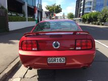 Ford Mustang GT 2005 par Ford photos stock