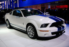 Ford Mustang GT500 Royalty Free Stock Images