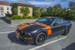 2007 ford mustang gt premium Stock Photo