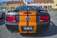 2007 ford mustang gt premium Royalty Free Stock Photo