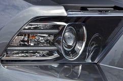 Ford Mustang Headlight Assembly fotografía de archivo libre de regalías