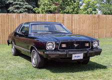 1977 Ford Mustang II Stock Foto