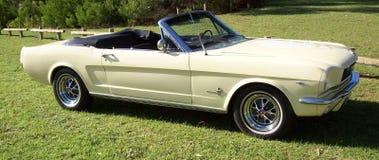 Ford Mustang-Kabriolett 1966 Lizenzfreies Stockbild