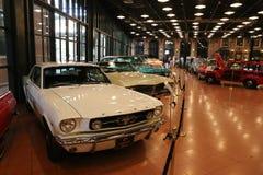 Ford Mustang Koc Museum Arkivbilder