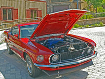Ford Mustang Mach 1 Stock Images