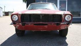 Ford Mustang Project Car Imagen de archivo