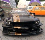 Ford Mustang que tunning fotografia de stock royalty free