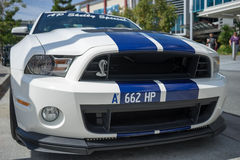 Ford mustang Shelby GT fotografia stock