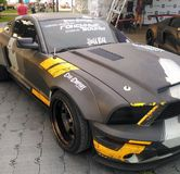 Ford Mustang tunning Imagen de archivo