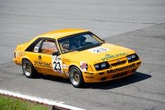 1984 Ford mustanga GT Krajoznawczy samochód Fotografia Stock
