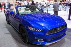 Ford mustanga GT sportów samochód Obrazy Stock