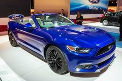 Ford mustanga sportów samochód Obraz Stock