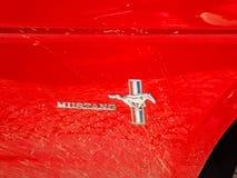 Ford-Mustangauto stockbilder