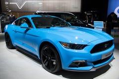 Ford-mustangauto Royalty-vrije Stock Foto