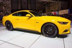 Ford-MUSTANGsportwagen Stock Foto