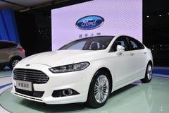 Ford New Mondeo Lizenzfreies Stockbild
