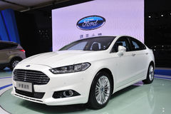 Ford New Mondeo Royalty Free Stock Image