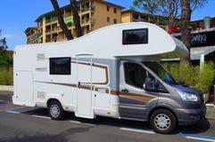 Ford Nobelart 9000 elegance camper Stock Photo