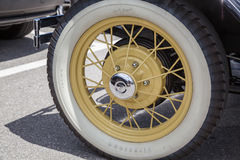 Ford Oldtimer anno 1930 Royalty Free Stock Photography