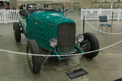 Ford 1932 op vertoning Royalty-vrije Stock Fotografie