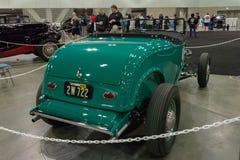 Ford 1932 på skärm Royaltyfri Foto