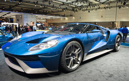 Ford Performance GT Foto de Stock Royalty Free