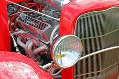 Ford personalizou o motor Fotografia de Stock Royalty Free