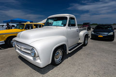 Ford Pickup 1954 Fotografie Stock