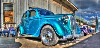 Ford Pilot costruito inglese classico Fotografia Stock