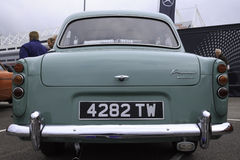 Ford populäres 100e delux Stockfotografie