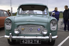 Ford popular 100e deluxe Royalty Free Stock Photo