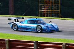 Ford powered prototype racer Royalty Free Stock Image