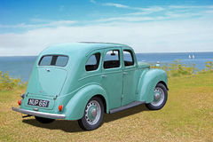 Ford prefect vintage classic car Stock Images