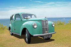 Ford prefect vintage classic car Stock Photo