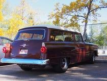 Ford Ranch Wagon restaurado clássico Foto de Stock