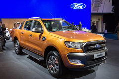 2019 Ford Ranger Royalty-vrije Stock Foto