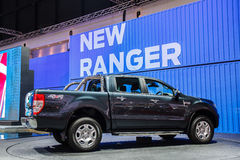 Ford Ranger car shows Royalty Free Stock Photography